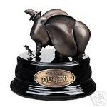 Disney's 'True Friends Forever' DUMBO AND TIMOTHY BRONZE FIGURINE