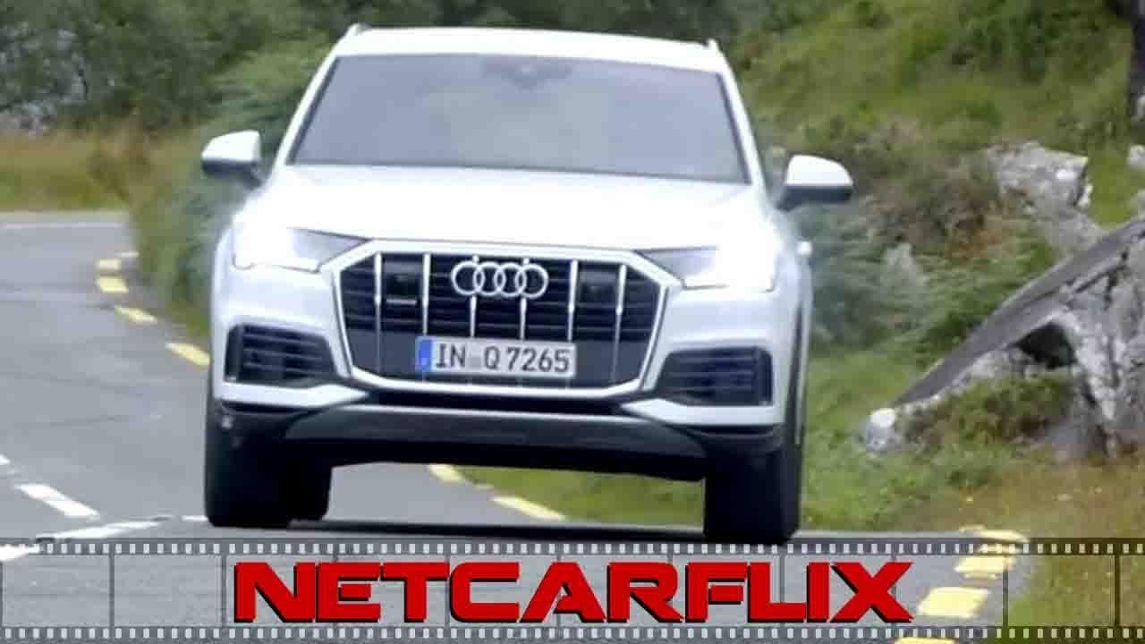 2020 Audi Q7 Glacier White Dailyrevs Com Audi Audi Q7 Suv
