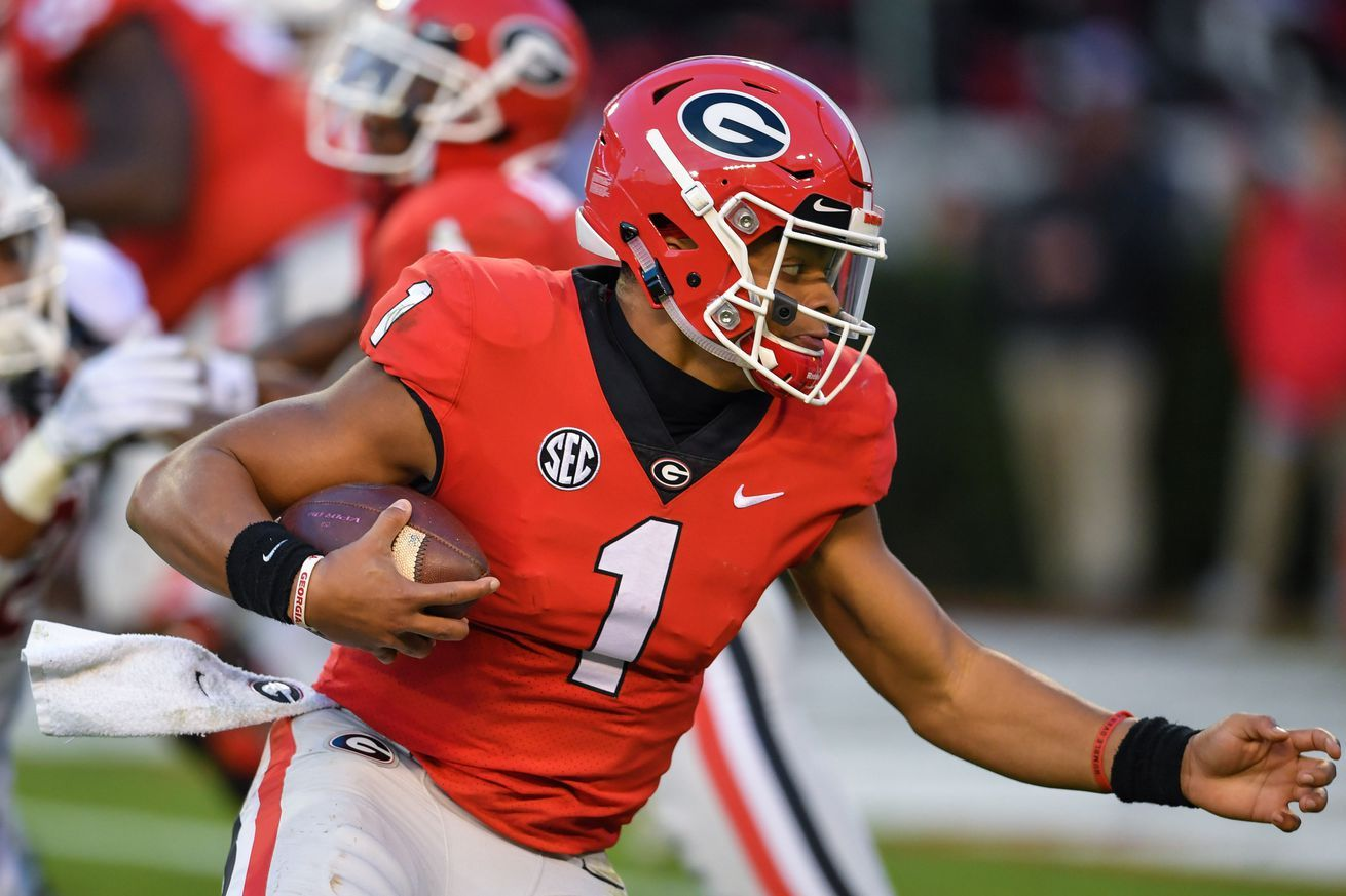 How ohio state can unlock the newly eligible justin fields