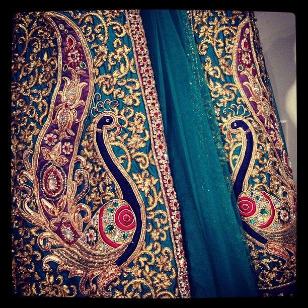 where you off to, dressing all fly like a #morni? #ctcwest #lehenga ...