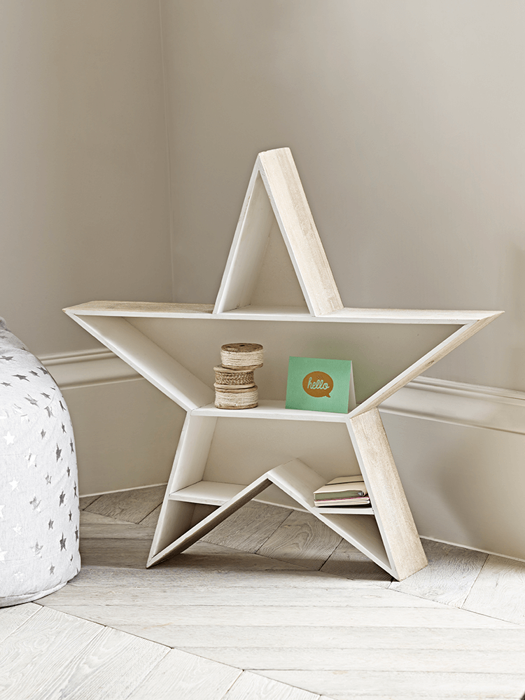 Star Shelf Sample