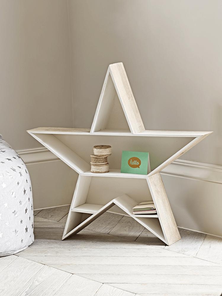 Star Shelf Sample