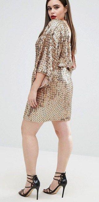 Sequin Women Dress