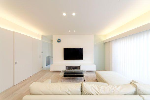 白い外観内装の家 間取り 大阪府大東市 ローコスト 低価格住宅