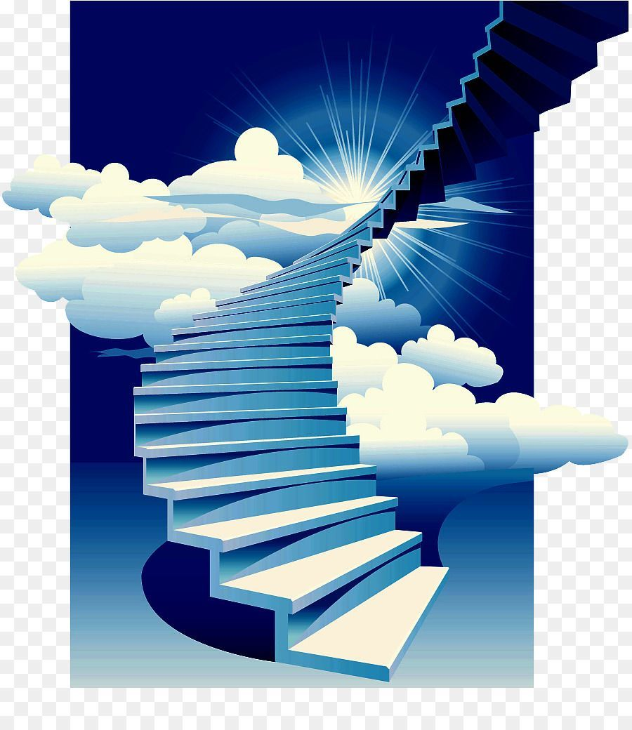Stairs Stairway To Heaven Building Clip Art Decorative In 2020 Stairway To Heaven Stairways Conceptual Sketches
