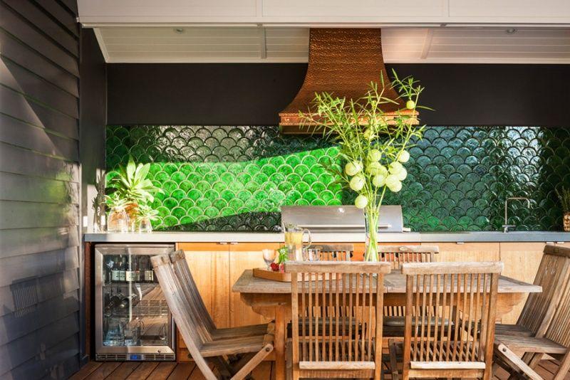 Outdoor Küchen Ideen : Outdoor küchen ideen u moderne gestaltungsvarianten küche