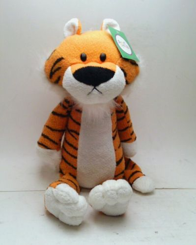 Sweet Sprouts Tiger Plush Floppy Animal Adventure Stuffed Toy Collection 18 In