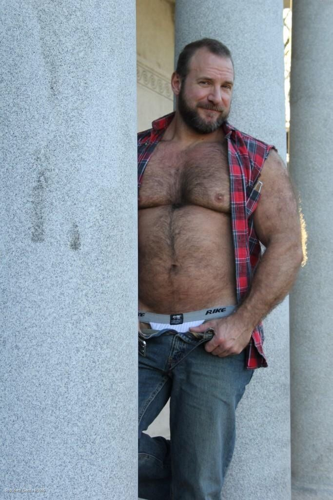 Hairy men tube