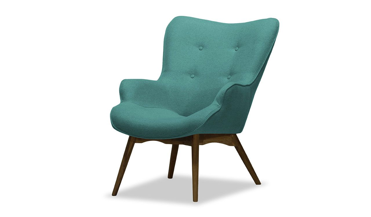 wingback chair uk wedding covers preston modern wing for 209 free delivery armchairs