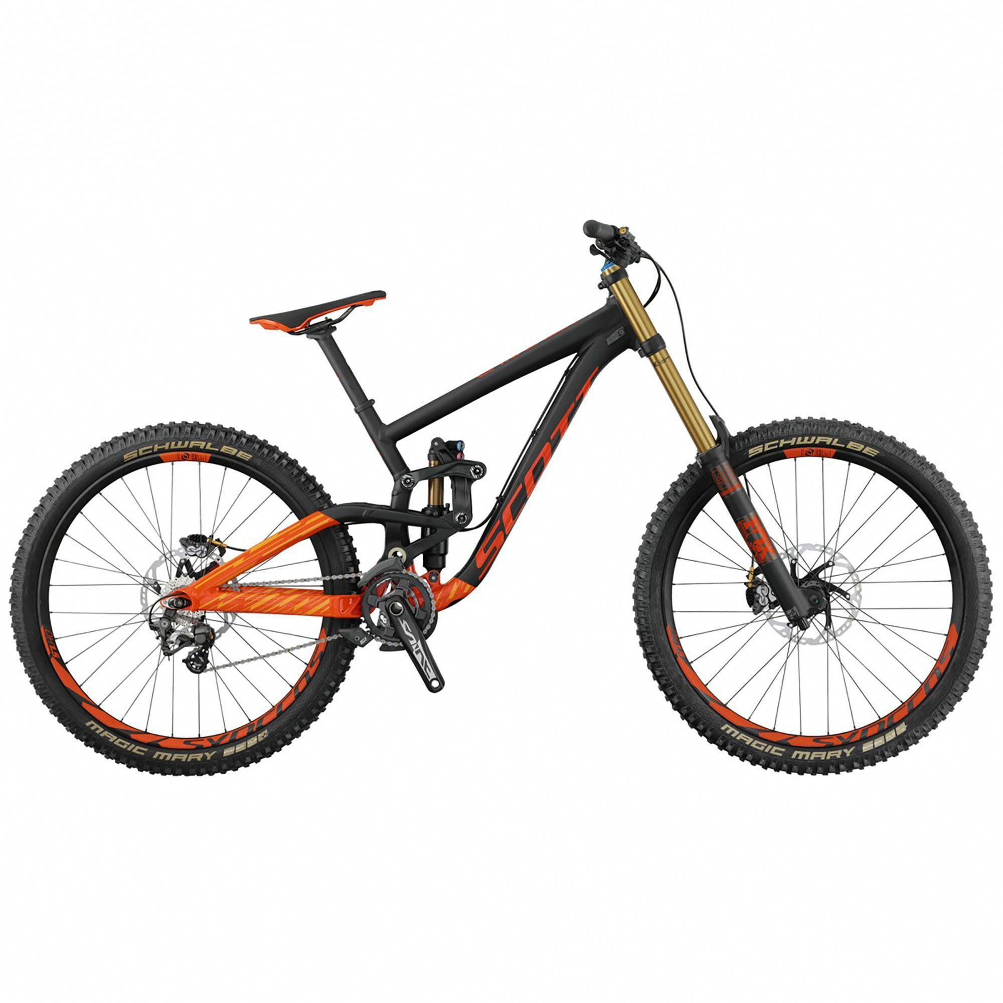 Scott Gambler 710 Full Suspension Mountain Bike - 27.5 Inch - 2017 Medium - 17 Inch  #CyclingBargain...