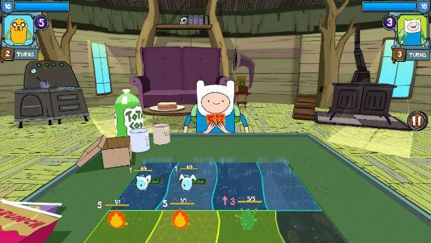 Adventure Time Card Wars Is Like Hearthstone Light Adventure Time Adventure Hearthstone