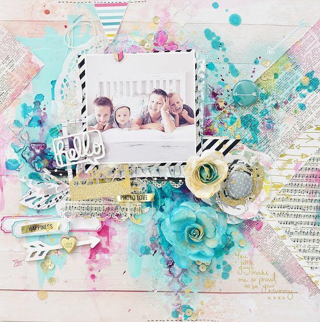 My boys, my world!: Photo Love - Pretty Little Studio