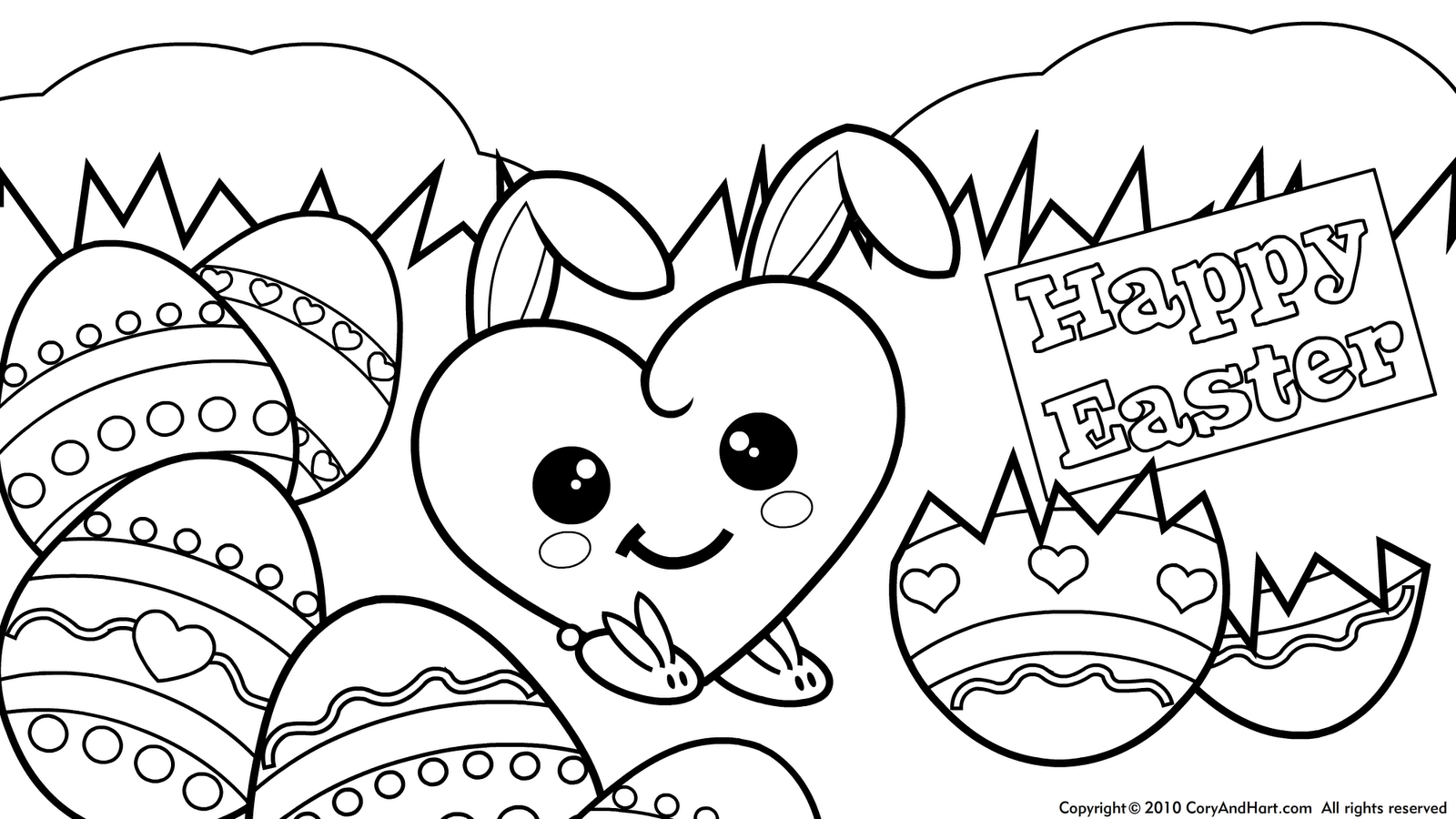 Easter-coloring-pages-disney - Coloring pages for adults,Coloring ...
