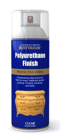 400ml Polyurethane Clear Gloss Amazon Co Uk Diy Tools Gloss Spray Paint Rustoleum Spray Paint Rustoleum