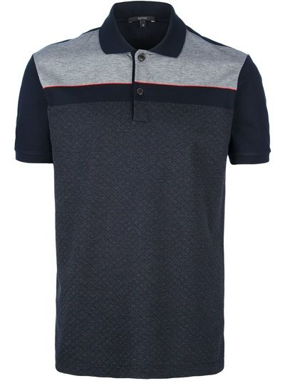 GUCCI Camisa Polo Azul.   Designer   fashion I love   Polo, Shirts ... 54e88c6de0