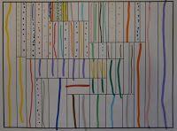 LA CLASE DE MIREN: mis experiencias en el aula: TALLER DE GRAFISMO: LÍNEAS GRUESAS Y FINAS