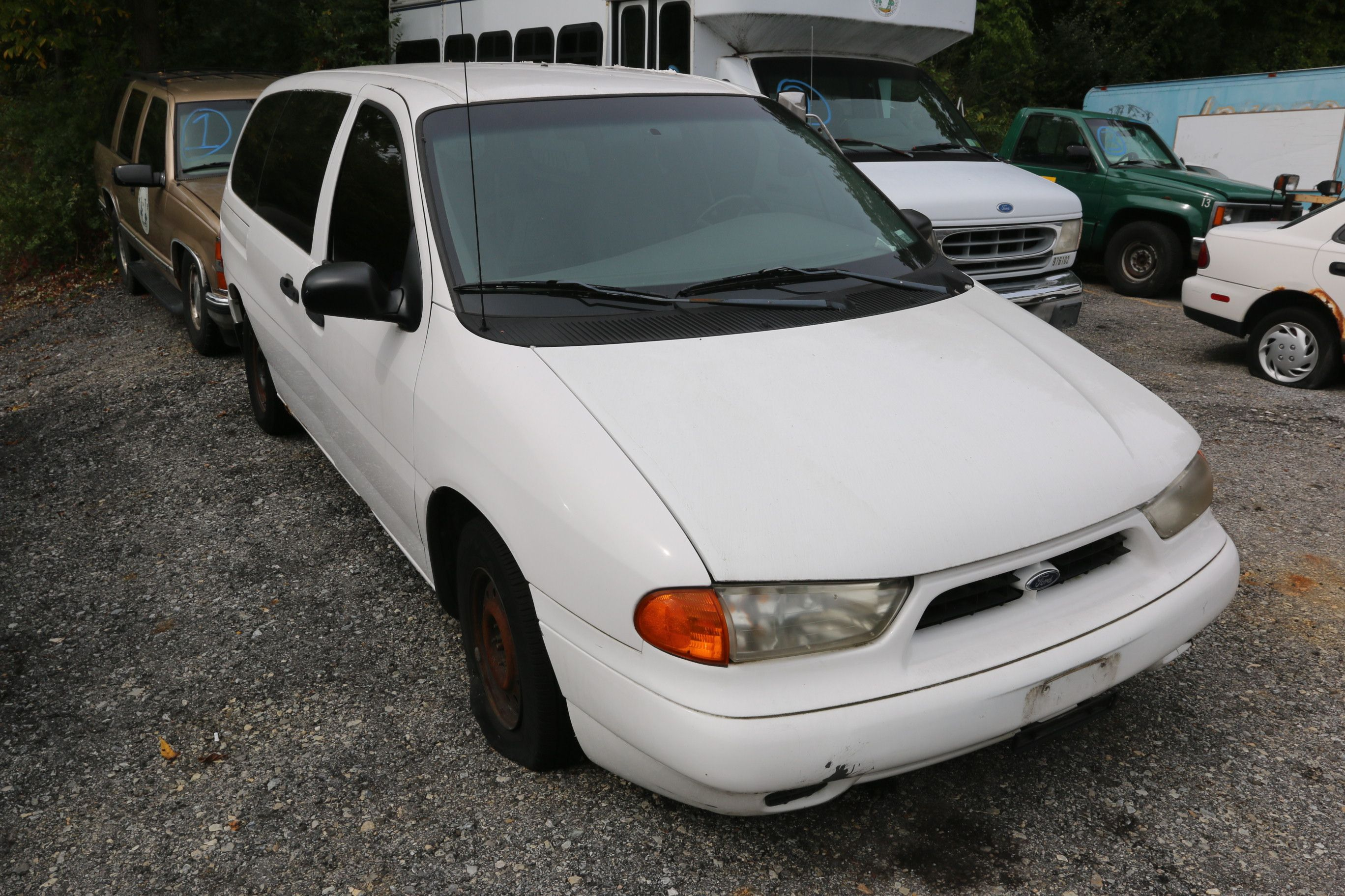 1998 Ford Windstar With Images Ford Windstar Ford Aerostar Ford