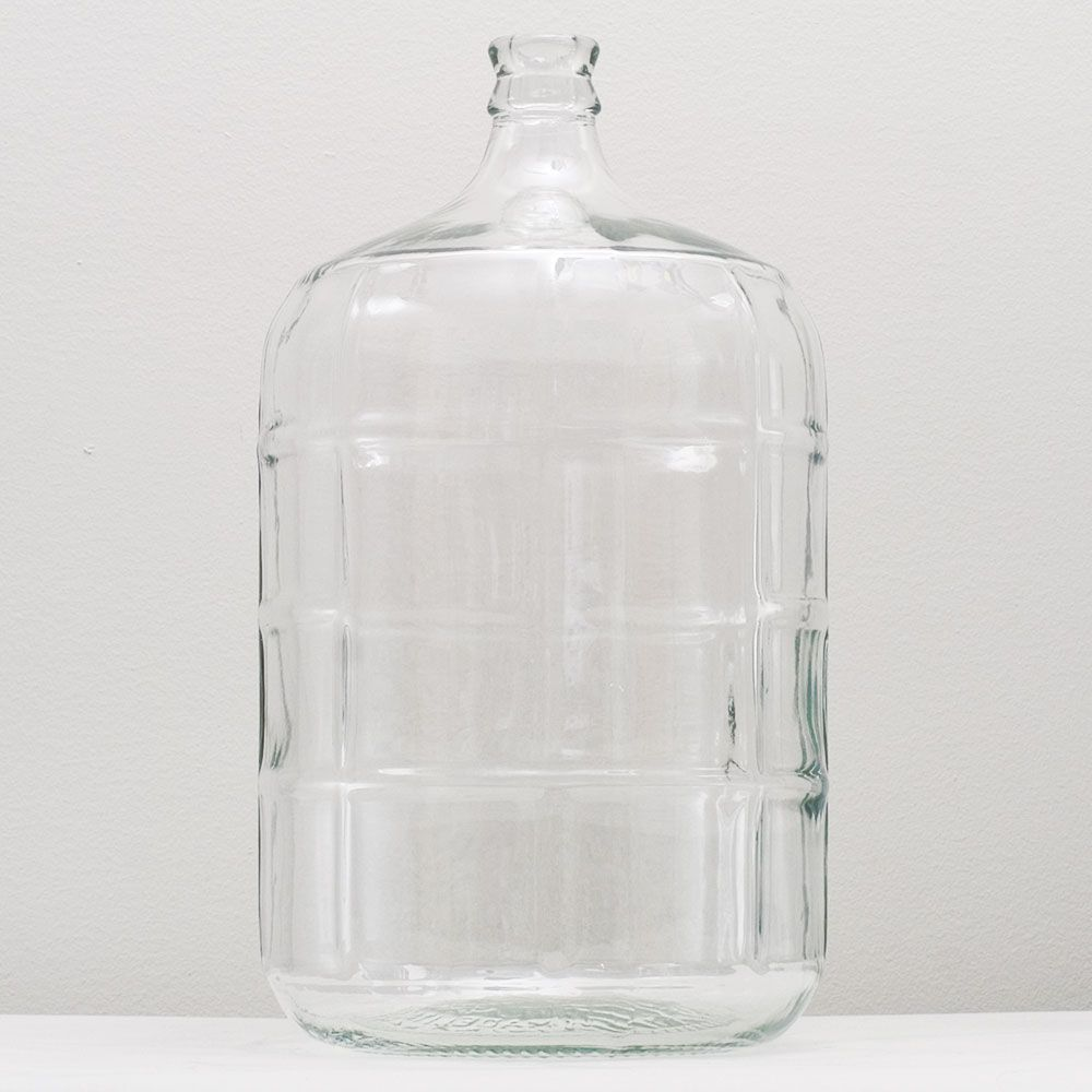 5 Gallon Glass Carboy Glass Making Wine At Home Glass Jars