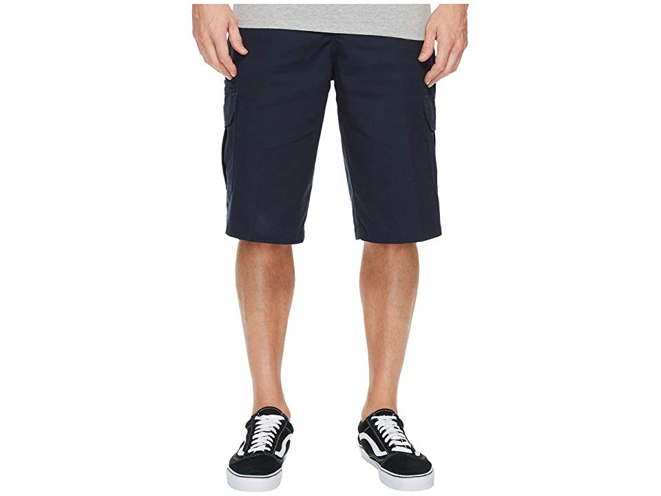 06753a68c0 Dickies 13 Relaxed Fit Mechanical Stretch Cargo Shorts (Dark Navy) Men's  Shorts. The