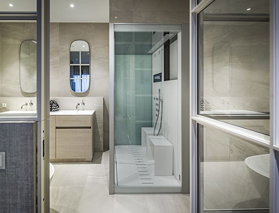 Nijboer - Van der Valk hotel Enschede #hotel #interieur #badkamer ...