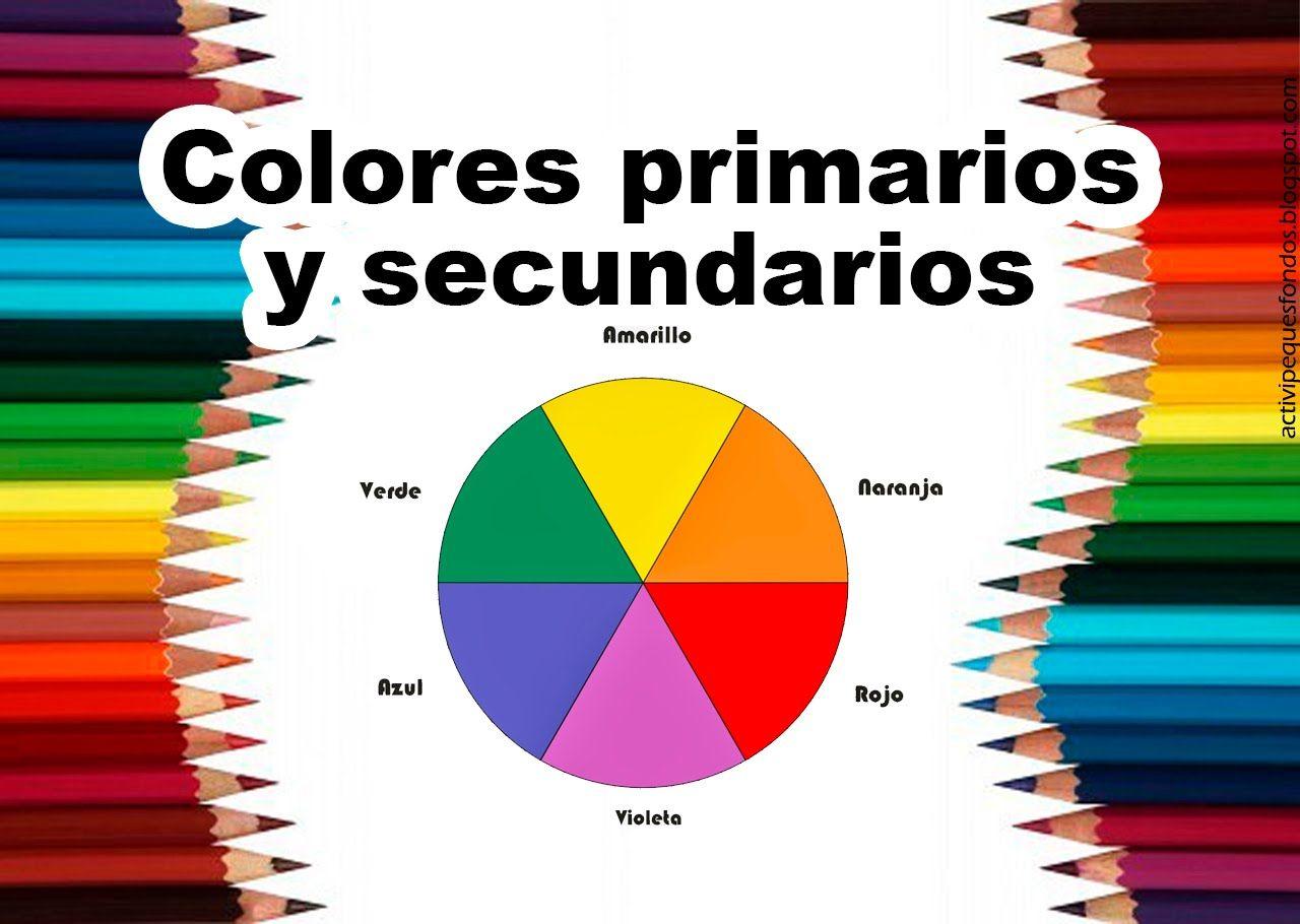 Teoria Del Color Cap 2 Colores Primarios Y Secundarios Color Theory Color Mixing Color