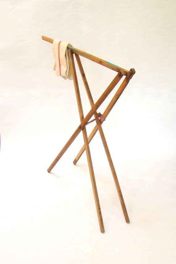 Vintage Wallpaper Table Leg Folding Table Leg Drying Rack Etsy Folding Table Legs Vintage Wallpaper Table Legs