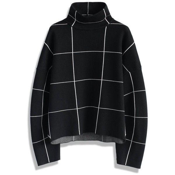 Santana Fashion Sweater Long Sleeve Pullover for Mens Black