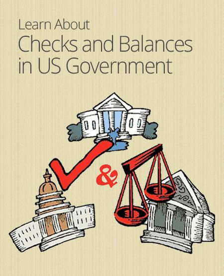 Executive, Legislative, Judicial? Learn About The Checks