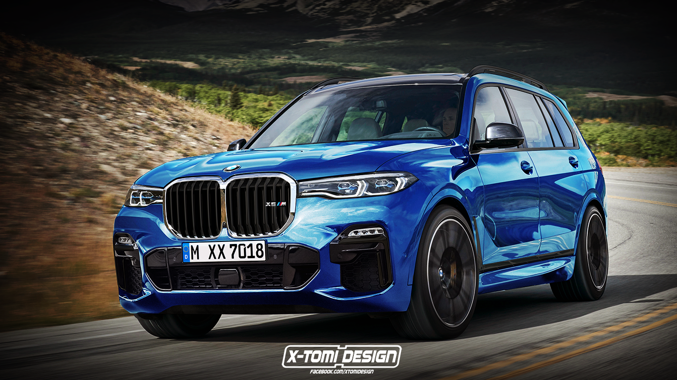 2021 BMW X7 Suv Series Photos