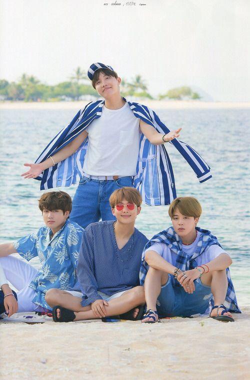 foto de HD BTS Summer Package 2017 in Coron BTS Pinterest