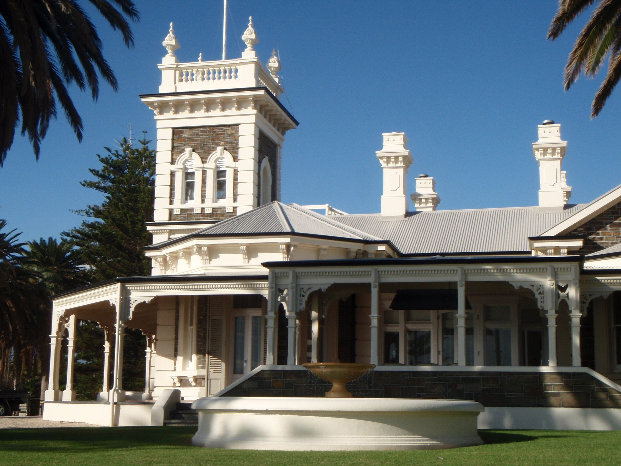 Adelaide Dream Homes Beach Victorian Homes Victorian Architecture Unusual Homes