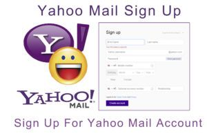 Yahoo Mail Signup Mail Yahoo With Images Mail Sign Mail Yahoo Mail Account