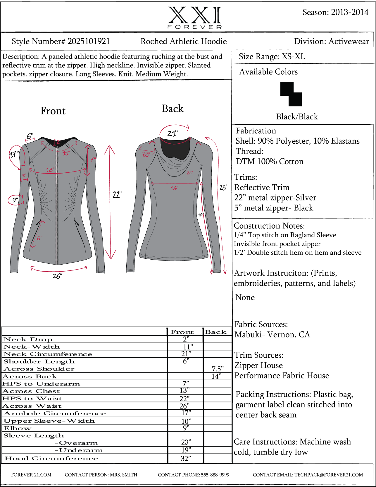 roched-athletic-hoodie-tech-pack.png 1,286×1,664 pixels | Tech ...