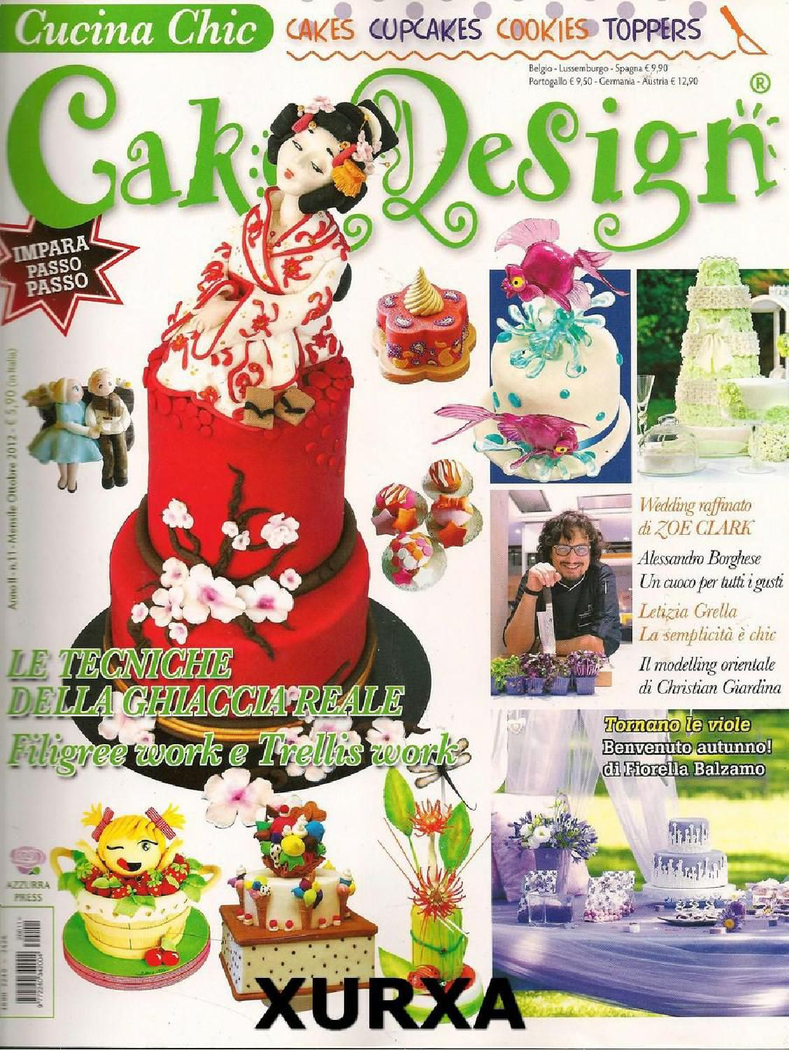 Cucina Chic Cake Design Oct 2012 | MISC. (DROP OFF - TO BE ...