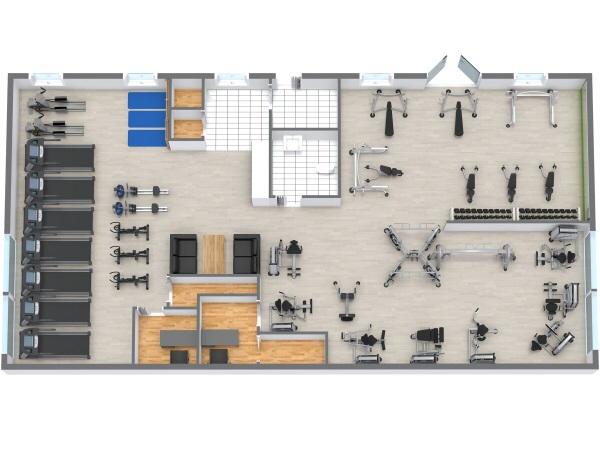 Gym Layout Gym Interior Gym Design Interior Home Gym Flooring