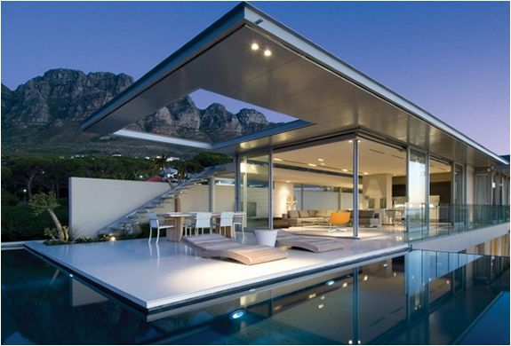 Rental villa in South Africa