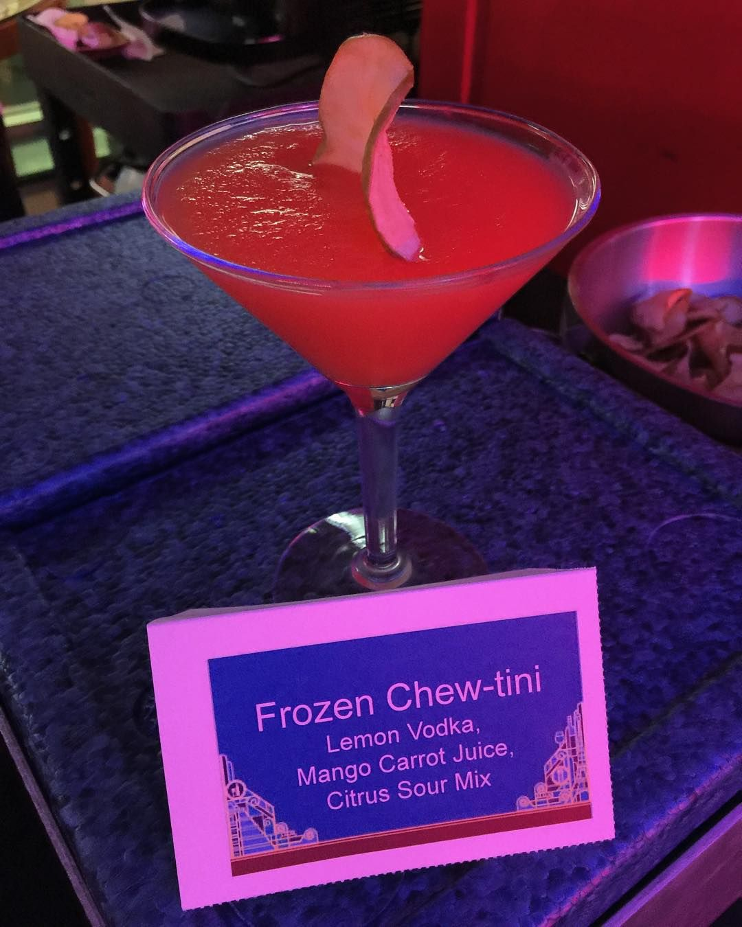 This Epcotfoodfestival Drink Seems To Be The Media Group S Favorite Epcot Foodandwine Disneygram Foodblogger Disney Epcot Food Lemon Vodka Wine Recipes