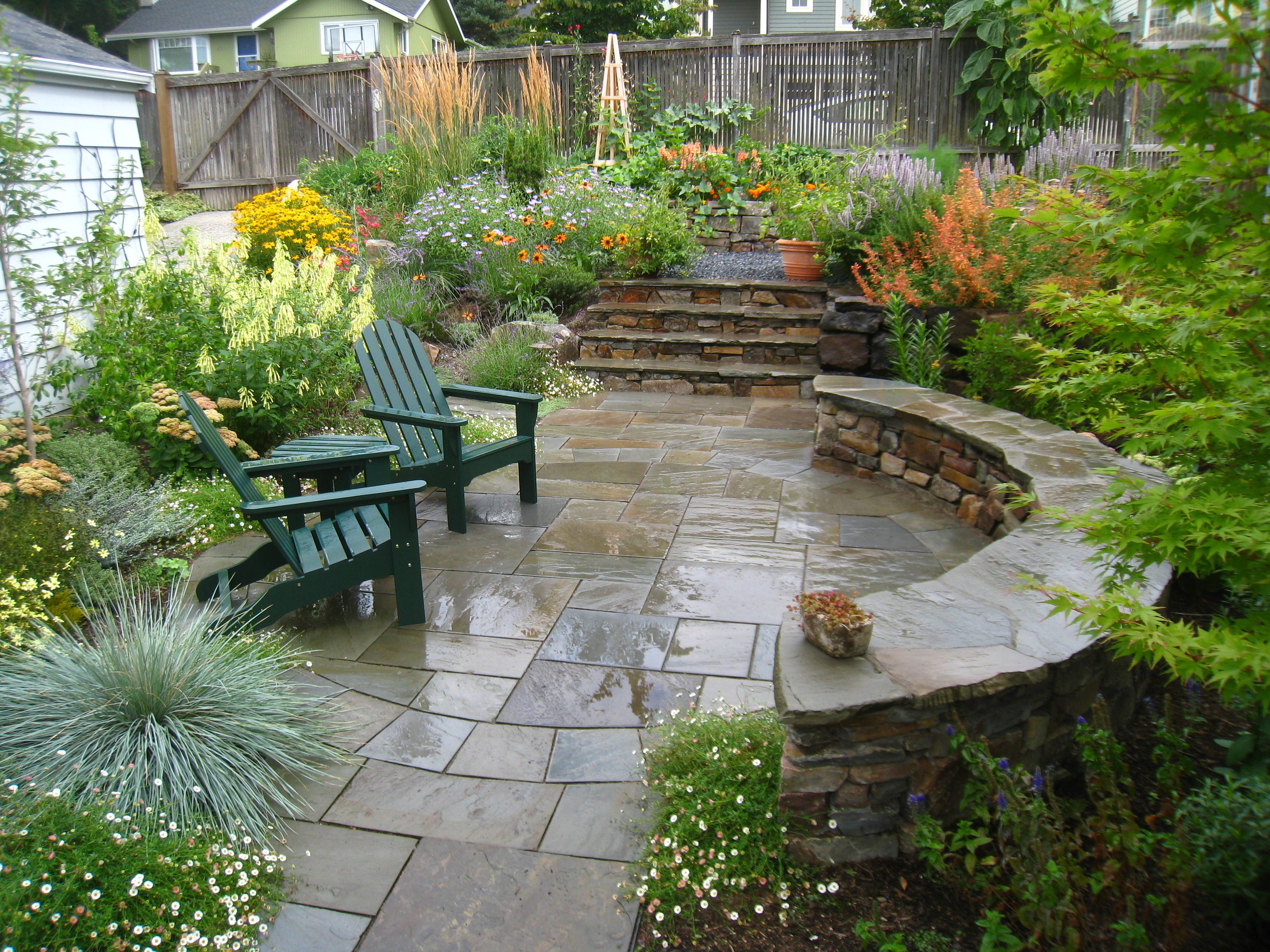 Rock Solid Landscapes Seattle Wa 98105 Angies List