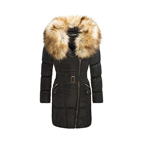 Pin von ya!Moda auf Damen Daunenmäntel   Winterjacke damen