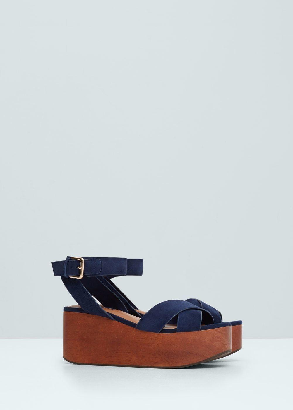 1e2a5216058 Platform strap sandals - Plus sizes
