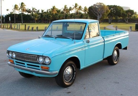 1969 Datsun 520 Pickup Datsun Datsun Pickup Nissan Trucks
