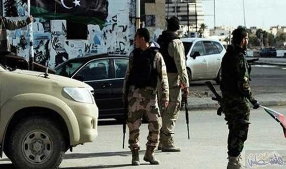 الأمن الليبي يعتقل مصري ا ويحيله للنيابة العسكرية Libya Egypt Civil War