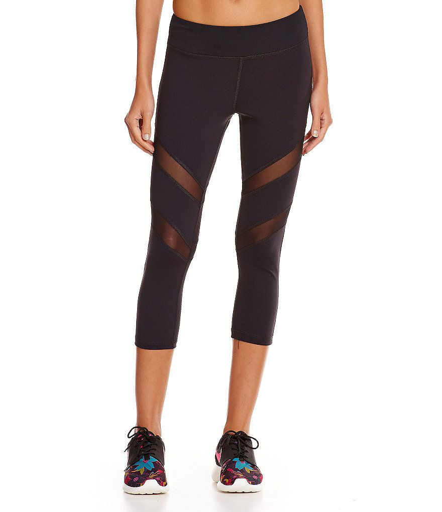 761922a6f575  49 Gianni Bini Active Collins Capris feature legging silhouette pullover  construction approx. 18.88