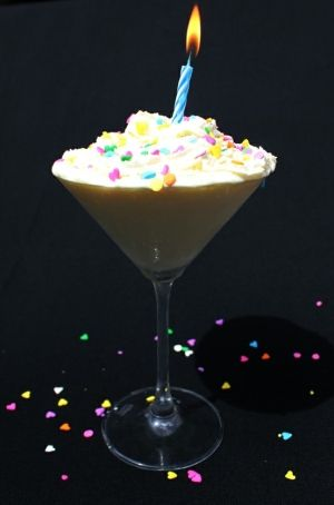 Happy Birthdaytini by virgie Lifes a Party Pinterest
