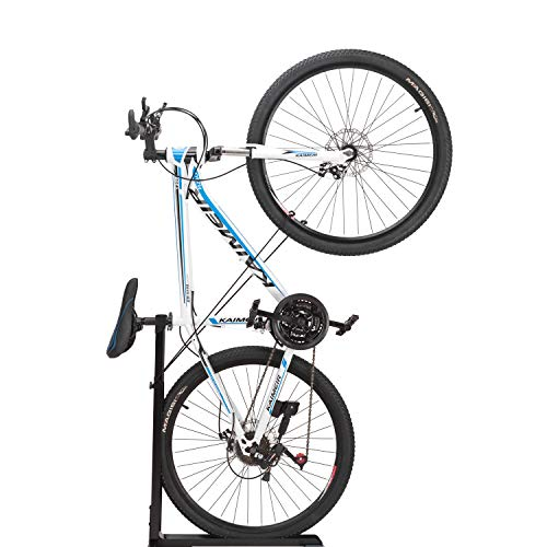Zukvye Bike Stand Bicycle Upright Design Parking Stand For