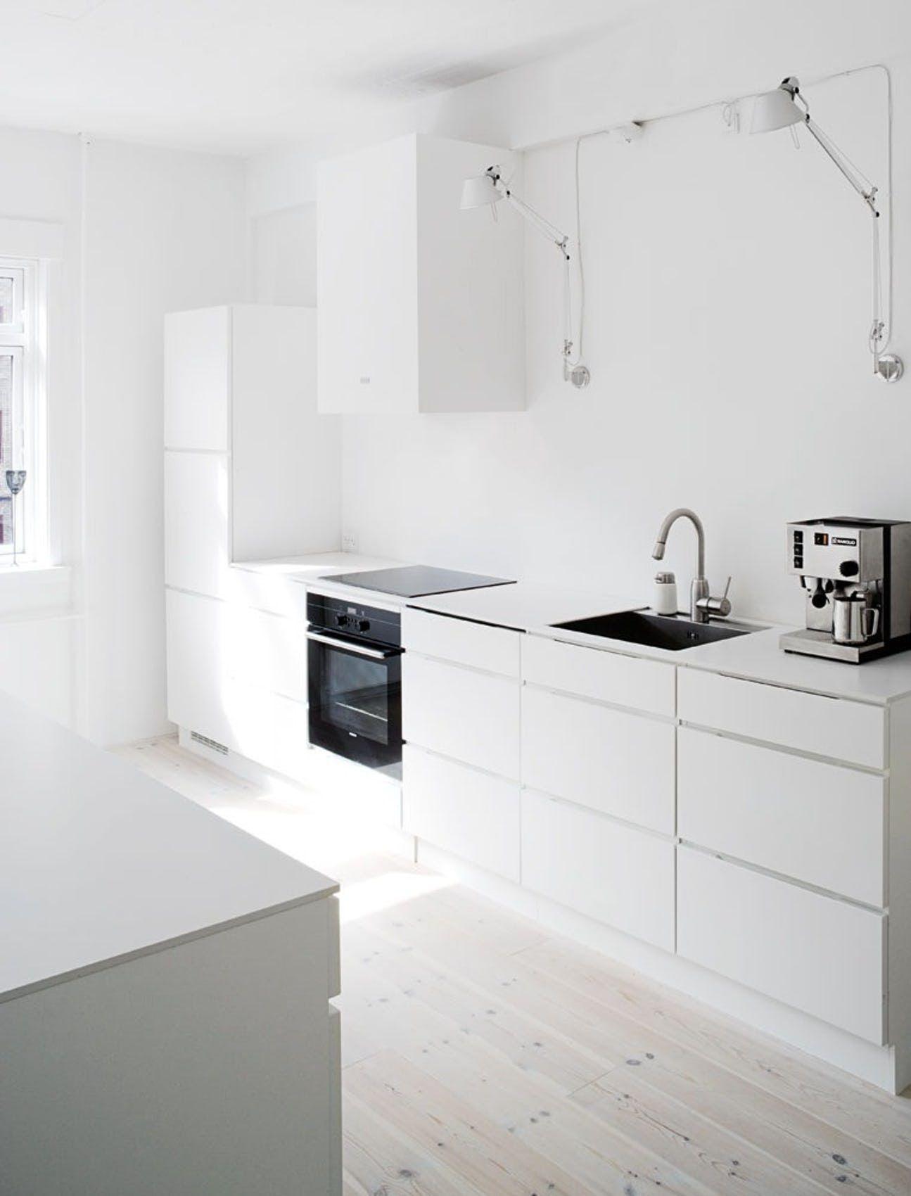 Topnotch Fra betonhal til designerbolig   Køkkener   Scandinavian kitchen GU24