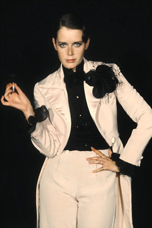 Ladies Amp Cigarettes Photo Tomboy Fashion Seventies