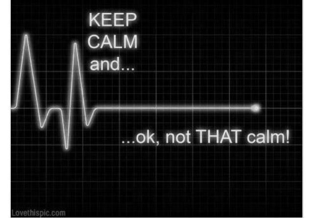 keep calm Quotes Pinterest Keep calm