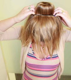 3 (Under 5 Minute!) Hairstyles For Hot Messes Like Me! | Hot mess ...