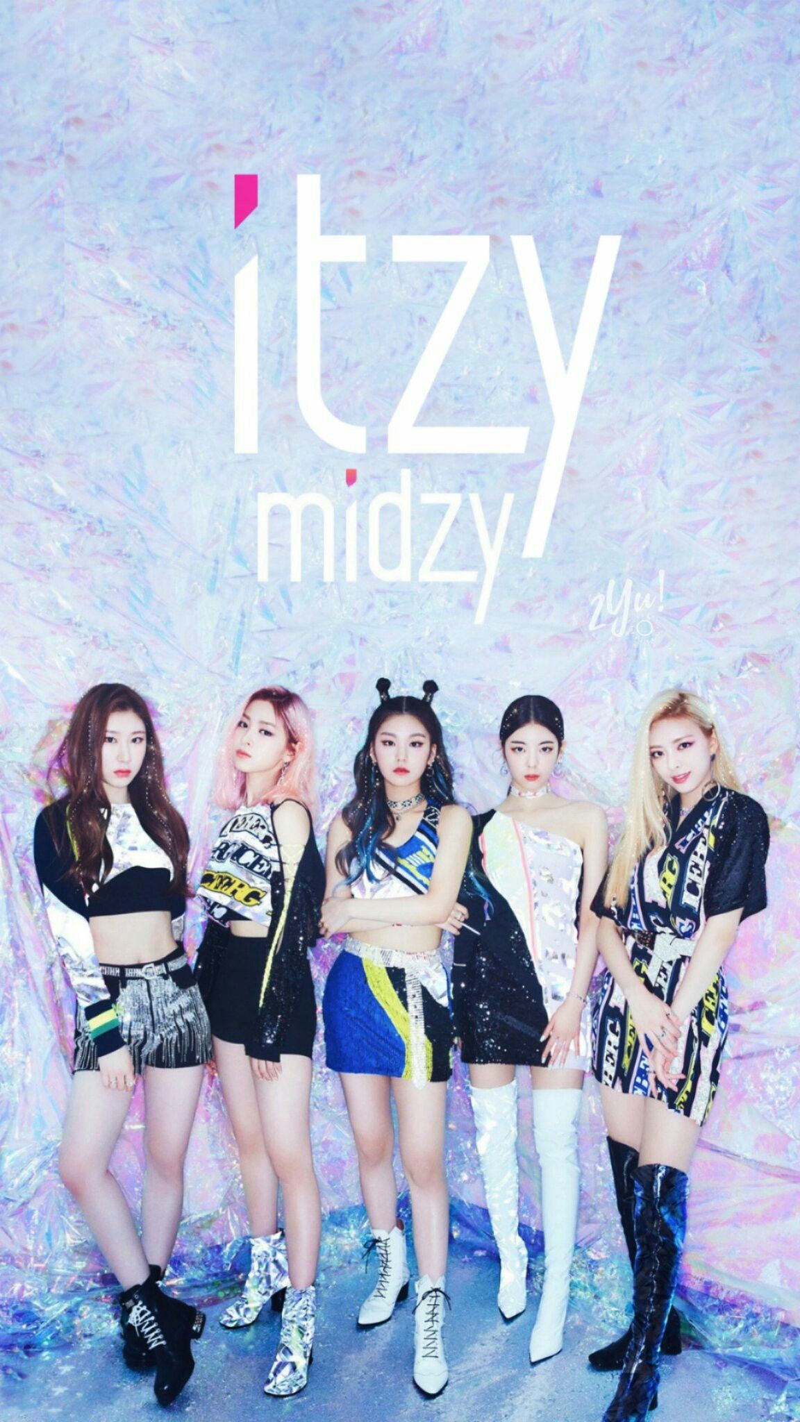Itzy Mv It Z Icy Yeji Lia Ryujin Chaeryeong